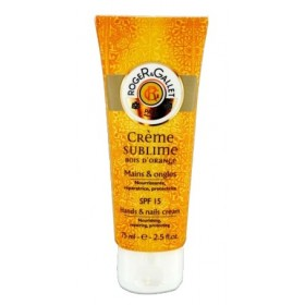 Roger & Gallet - Bois d'orange Crème Sublime Mains et Ongles 75ml