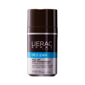 Lierac Homme - Déodorant 24H Roll-on anti-transpirant 50ml