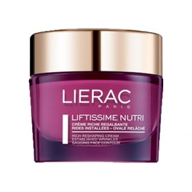 Lierac - Liftissime Nutri Crème riche regalbante 50ml