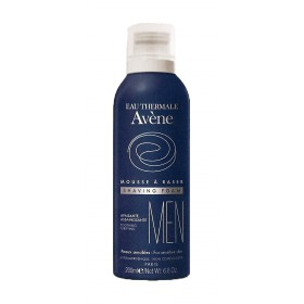 Avène Men - Mousse à raser apaisante assainissante 200ml