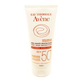 Avène - Solaire Lait Minéral SPF50+ 50 ml