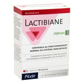Pileje - Lactibiane Défenses 30 Gélules
