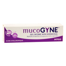 Mucogyne Gel intime non hormonal avec applicateur 40ml
