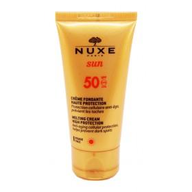 Nuxe Sun - Crème fondante visage SPF50 30ml
