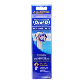 Oral B - Brossettes de rechange Precision Clean x3