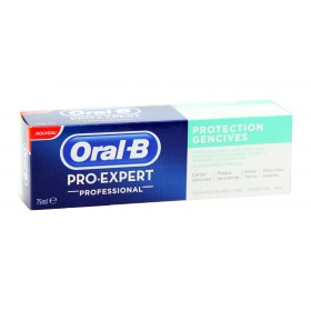 Oral B - Dentifrice Pro Expert Professional Protection Gencives 75ml