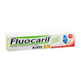 Fluocaril - Dentifrice Kids Gel Fraise 50ml