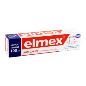Elmex - Protection caries dentifrice 100ml