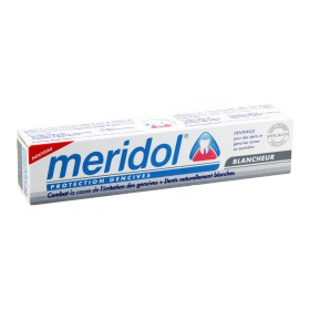 Méridol - Protection gencives blancheur dentifrice 75ml