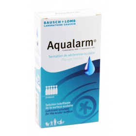 Aqualarm - Solution lubrifiante 20x0,6ml