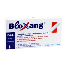 Bloxang - Éponge hémostatique x5