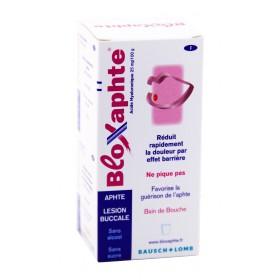 Bloxaphte - Bain de bouche contre les aphtes 100ml
