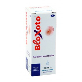 Bloxoto - Solution auriculaire 15ml