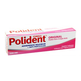 Polident - Adhérence maximum original 40g