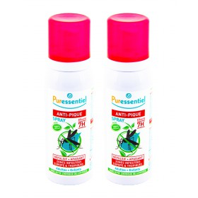 Puressentiel - Anti-pique spray 2x75ml