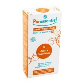 Puressentiel - Effort musculaire huile de massage 100ml