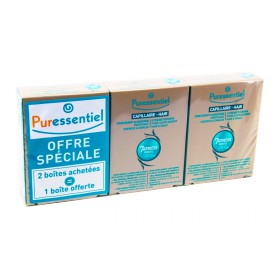 Puressentiel - Anti-chute complément alimentaire 3x30 Capsules