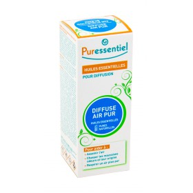 Puressentiel - Huiles essentielles pour diffusion diffuse air pur 30ml