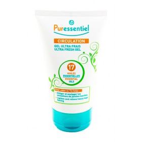 Puressentiel - Circulation gel ultra frais 125ml
