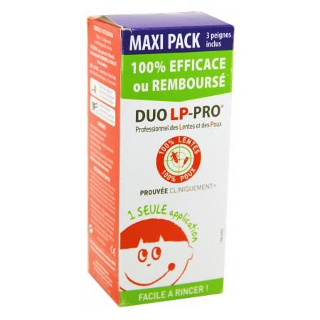 Duo LP-Pro - Lotion radicale lentes et poux 225ml