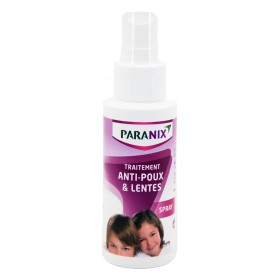 Paranix - Traitement anti-poux & lentes spray 100ml