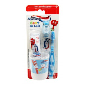Aquafresh - Kit dent de lait