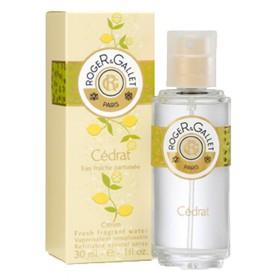 Roger & Gallet - Cédrat Citron Eau fraîche parfumée 30ml