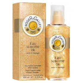 Roger & Gallet - Bois d'Orange Eau Sublime Or 100ml
