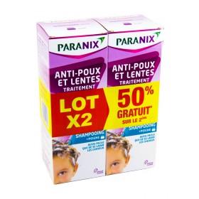 Paranix - Traitement anti-poux & lentes 2x200ml