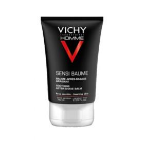 Vichy Homme - Sensibaume Baume après rasage apaisant 75ml