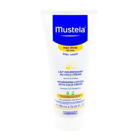 Mustela Bébé - Lait corps nourrissant au Cold Cream 200ml