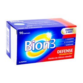 Bion 3 - Défense 90 Comprimés
