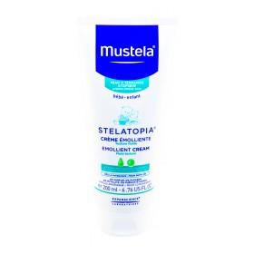 Mustela Dermo-pédiatrie - Stelatopia crème émolliente 200ml