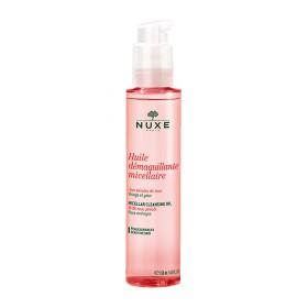Nuxe - Huile démaquillante micellaire aux pétales de rose 150ml