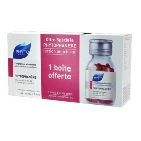 Phyto - Phytophanère Lot de 3x60 capsules