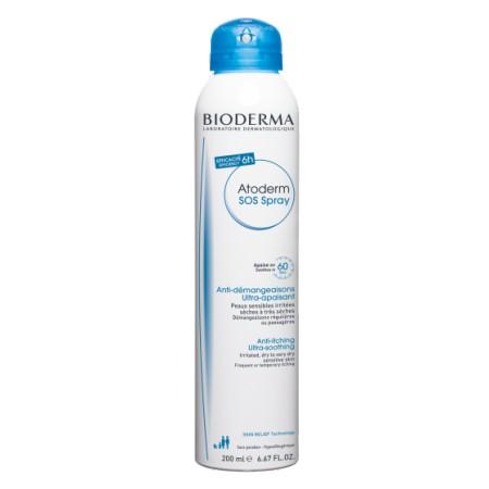 Bioderma - Atoderm SOS Spray apaisant 200ml