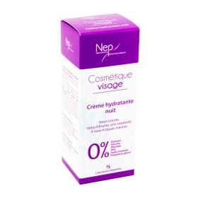 Nepenthes - Crème hydratante nuit 50ml