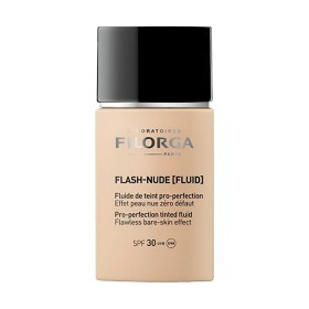 Filorga - Flash Nude Fluid de teint Pro Perfection 02 Medium Dark Gold 30ml