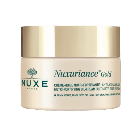 Nuxe - Nuxuriance Gold Crème-Huile Nutri fortifiante 50ml