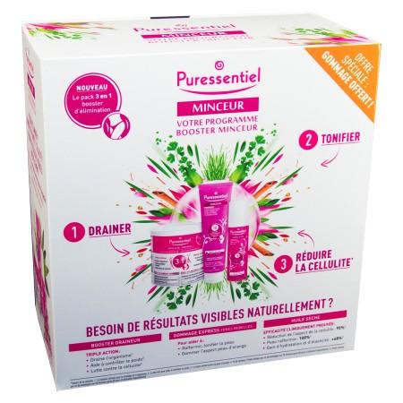 Puressentiel - Coffret Booster Draineur Minceur 240g