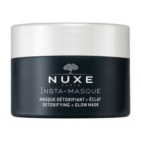 Nuxe - Insta Masque Détoxifiant Eclat Rose et Charbon 50ml