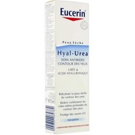 Eucerin - Hyal-Urea Soin antirides Contour des yeux 15ml
