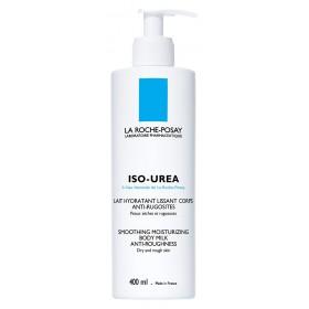 La Roche-Posay - Iso-urea Lait hydratant lissant corps 400ml