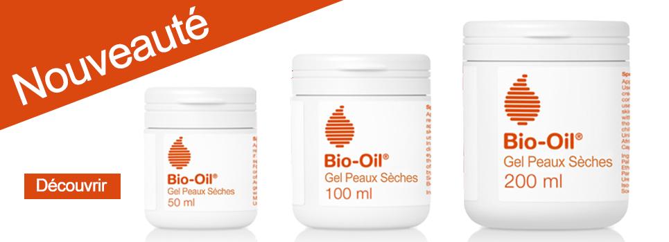 Bi-Oil - Gel Peaux sèches