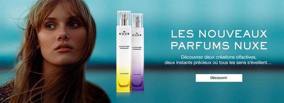 Nuxe Parfums des Possibles