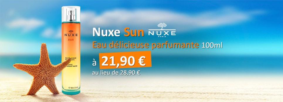 Nuxe Sun Eau délicieuse parfumante