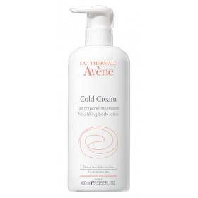 Avène - Cold cream Emulsion corporelle 400ml