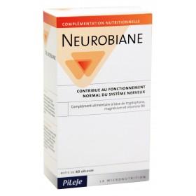 Pileje - Neurobiane 60 Gélules