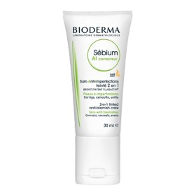 Bioderma - Sébium AI Correcteur Soin anti-imperfection teinté 2 en 1 Teinte Claire 30 ml