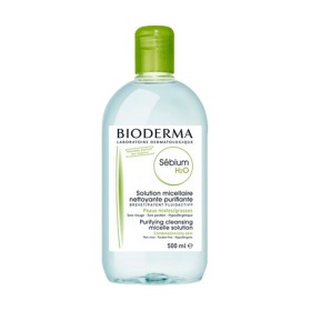 Bioderma - Sébium H2O Solution micellaire nettoyante purifiante 500ml